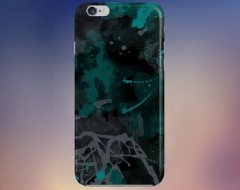 Splatter phone case for apple iphone, samsung galaxy, and google pixel