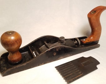 Stanley No. 64 Butcher Block Plane - with Second Blade