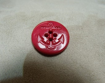 MODEL anchor - red button