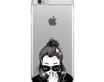iphone 7 case girls black