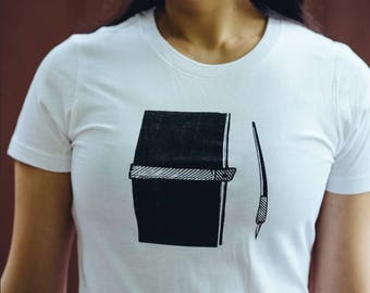 Gifts for Writers.  Authors Notebook Tee Shirt   Gift for writers, book worms, authors,  book worms, librarian, Literary tee shirt, classic