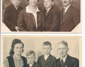Konvolut an schönen Familienphotos - Set of beautiful family photos!