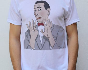 Pee Wee Herman T-Shirt Design