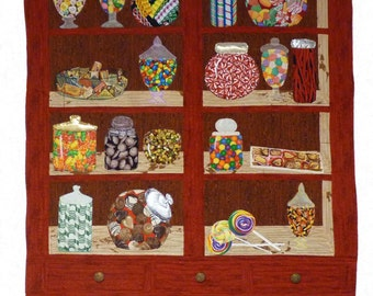 Candy Cupboard quilt pattern