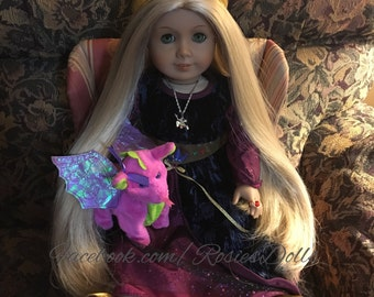 Custom OOAK American Girl Doll