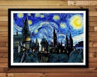 Harry Potter 5D DIY Diamond Picture 40 x 30cm