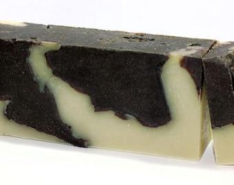 Handmade cinnamon olive Oil soap 100 gr.