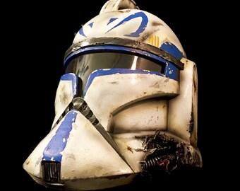 Captain Rex's Clone Trooper Helmet- Phase 1