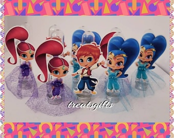 Shimmer and shine birthday - shimmer and shine candy wand - shimmer and shine party - shimmer and shine - shimmer and shine party favors
