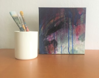 Abstract Painting - Small Works - Resolute