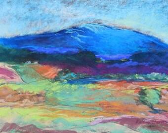 Vermont mountain landscape.