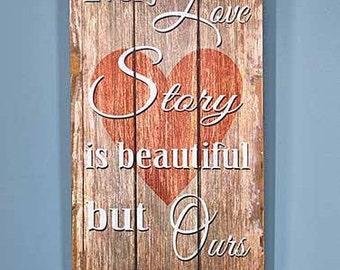 Rustic Love Story