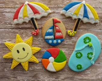 Beach Cookies (Dozen)