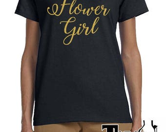 FLOWER GIRL, TEE