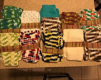 Handmade crochet Kitchen Sets