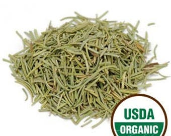 Rosemary Leaf Organic Cut