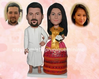 Unique Wedding Gift Personalized Custom Bobblehead doll Wedding Gifts Wedding Gift Ideas Wedding Gift