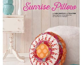 Sunrise Pillow Sewing Pattern Download (884135)