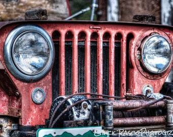Photo Art - Vehicle Photography - Vintage Vehicles