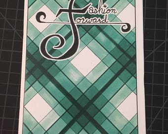 Fashion Forward Zine