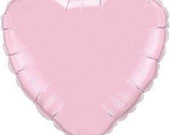 Valentine's Day HEART BALLOON, Pink HEART Balloon