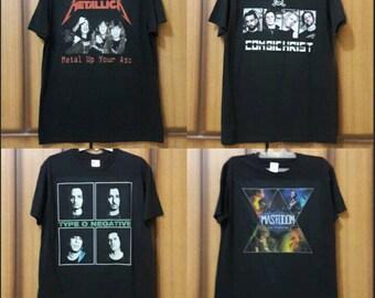 Metallica Metal Up Your Arse, Combichrist, Type O Negative, Mastodon, Thrash Metal, Industrial Metal, Heavy Metal