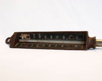 Wecksler thermometer | Vintage