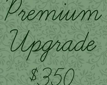 Premium Upgrade Package