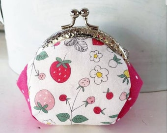 Serendipity Coin Purse in White