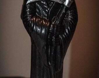 Grim Reaper Parafin Candle
