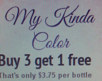But 3 get 1 free