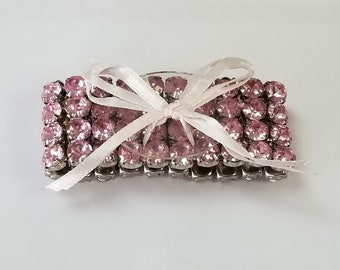 Corsage Bracelet - Precious Collection - Pink