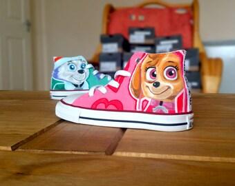 Kids Custom Shoes (Any design)