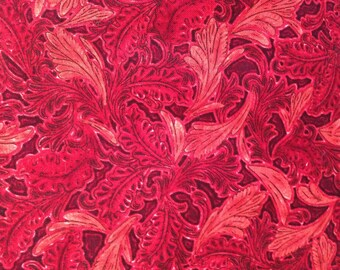 Happy Trails Fabric print