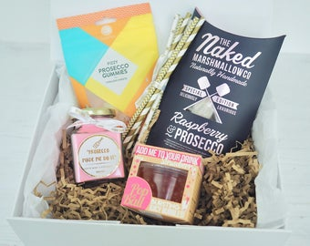 Prosecco Made Me Do It - Luxury Deluxe Gift Box