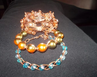 Wire Wrap Women's Bracelet