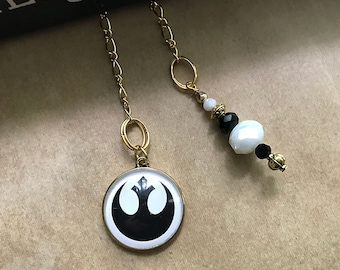 Star Wars Rebel Alliance Book Thong Bookmark