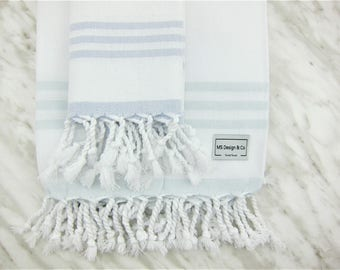 Turkish Towel, Turkish Peshtemal Towel, Turkish Bath Towel, Hamam Towel, Beach Towel, Bridesmaid, Travel, Swim Towel