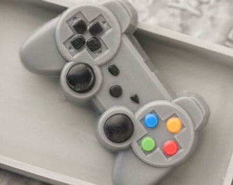 Xbox mold, plastic mold, soap mold, bath bombs mold, joystick mold, controller mold, game mold, gamer mould, gamepad mold, handmade mold