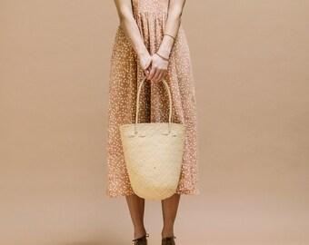 Mabel Tote-Beach Bag-Summer Bag-Summer Tote-Beach Tote-Market Bag-Grocery bag-Basket bag-Straw bag-Woven bag-Woven tote-Summer Basket Bag