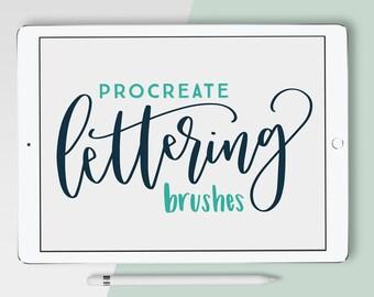 Pack of 10 Procreate Brushes