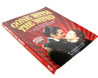 GONE With The Wind 50th Anniversary Book 1989