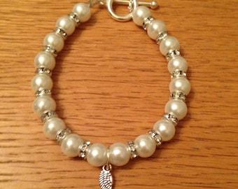 Pearly Bracelets
