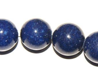 Set of 4 genuine 10mm carnelian bead