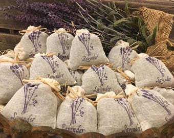 French Lavender Sachets (2)