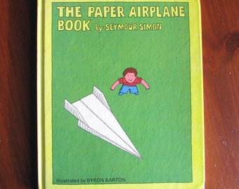 Paper Airplane Book