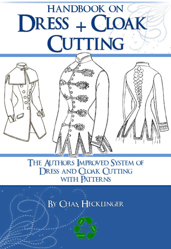 Handbook on dress and cloak cutting improved system design fandeluxe Gallery
