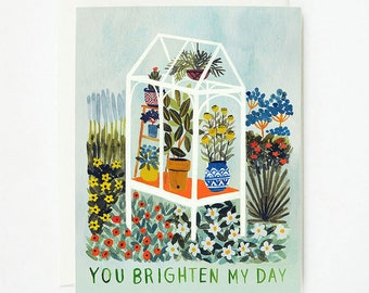 Brighten My Day Greenhouse 1pc