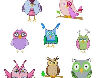Little Hoots  BD 589