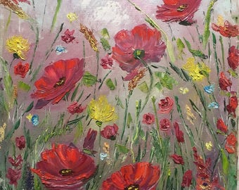 "Oil painting "" Summer fragrance """